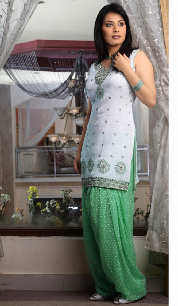 Fashion Glamour World Indian Patiala Salwar Kameez
