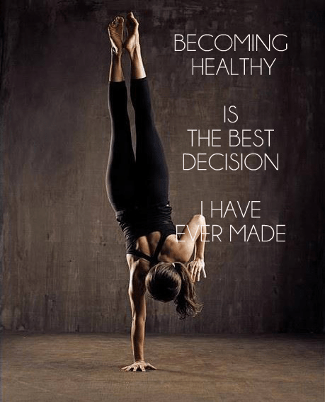 Best decision ever made - Best Fitness Quotes