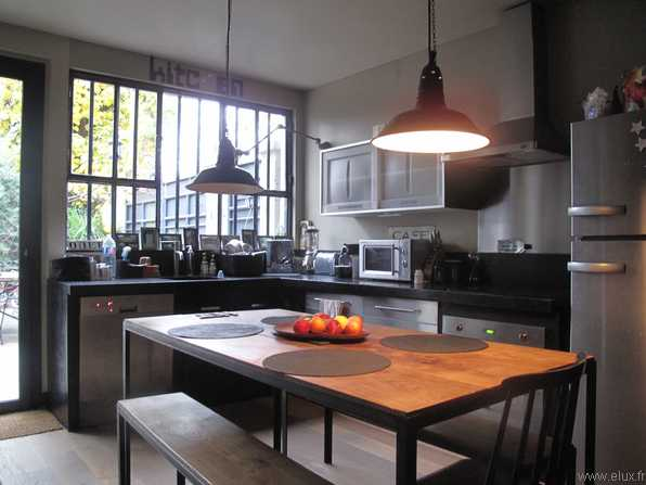 Magnifique Loft Style Maison De Famille Picslovin