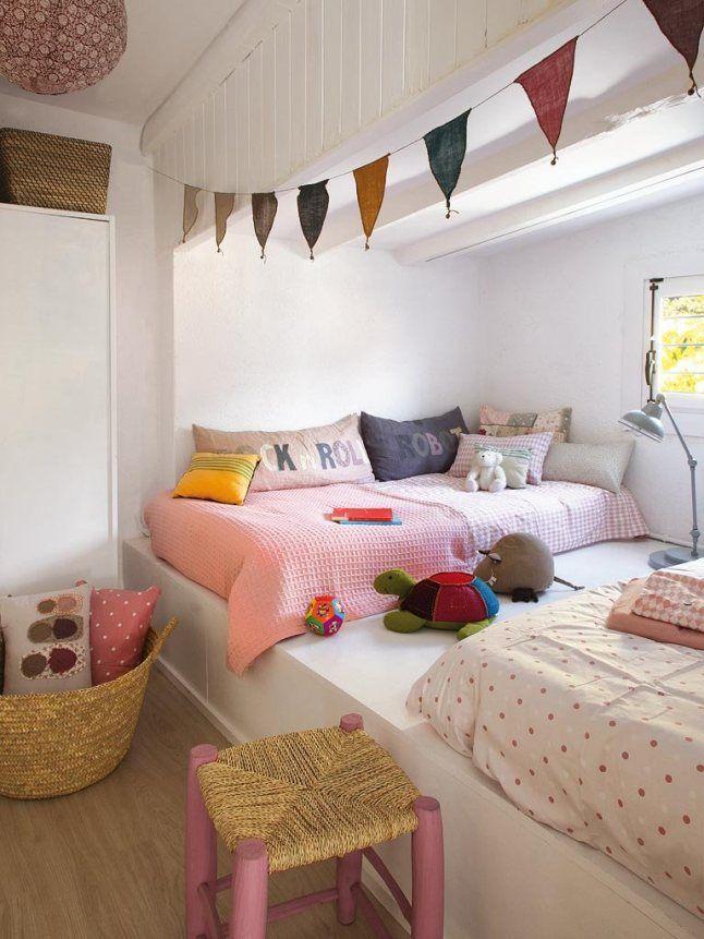 amenager une chambre cosy avec une estrade