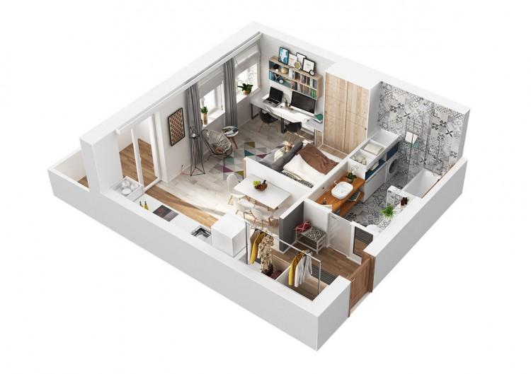 Amnagement Et Dcoration Dun Appartement De 40m2