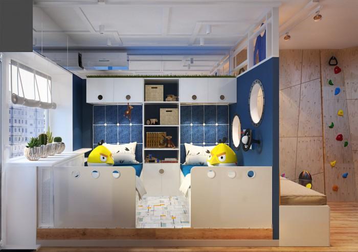 Chambre Pour Enfant Sur Le Thme De Lespace