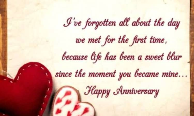 ive-forgotten-all-about-the-day-we-met-for-the-first-time-becaude-life-has-been-a-sweet-blur-since-the-moment-you-become-mine-happy-anniversary