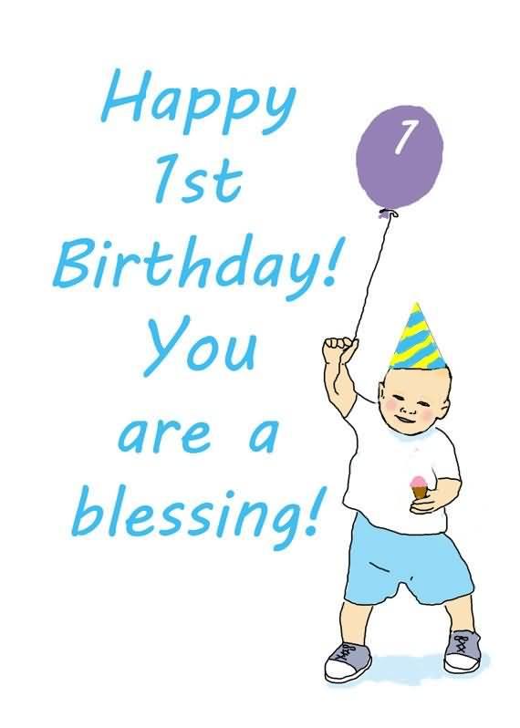 50 Sweet Baby Boy Birthday Wishes – Boy Birthday Greetings