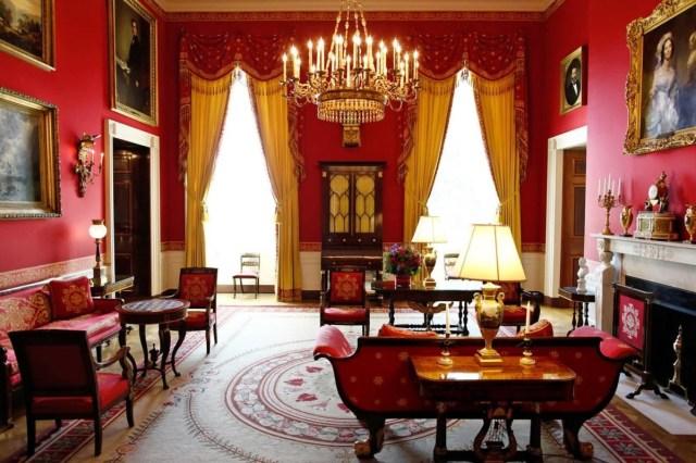 Adorable Room Inside The White House Wallpaper