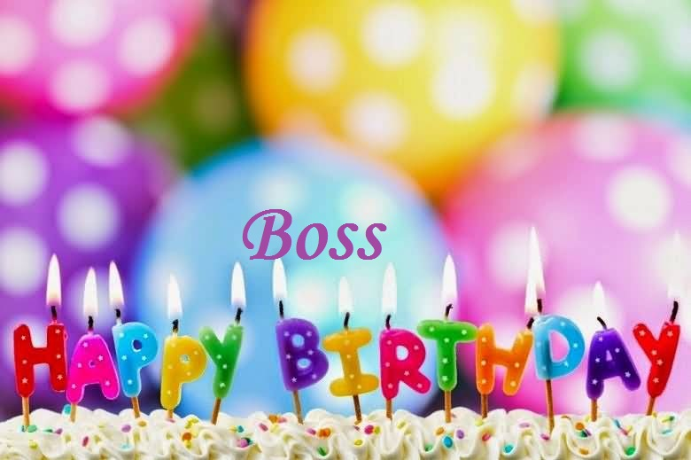 Awesome Birthday Greetings For Boss