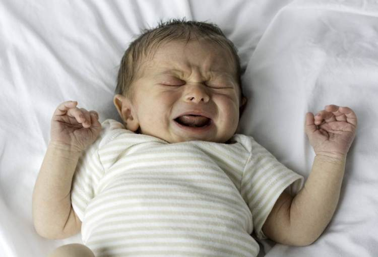 Baby First Crying