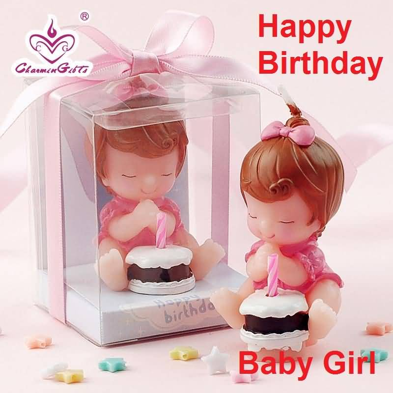 33 Cute Baby Girl Birthday Wishes Picture Image Wallpaper – Baby Birthday Greeting