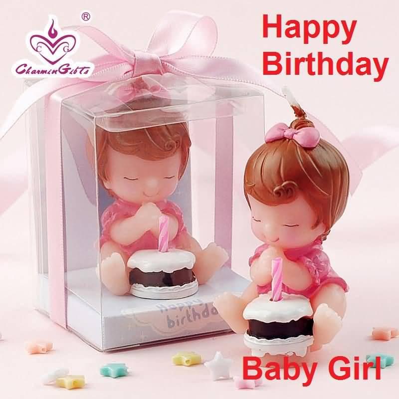 Baby Girl Beautiful Birthday Wishes
