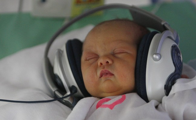 Baby Listening Headphone