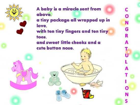Beautiful Birthday Greetings For Baby Boy