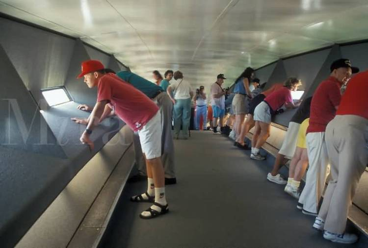 Beautiful View Inside Of The Gateway Arch1