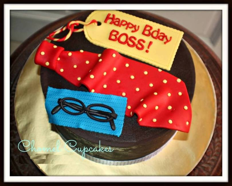 Best Birthday Wishes Cake For Boss
