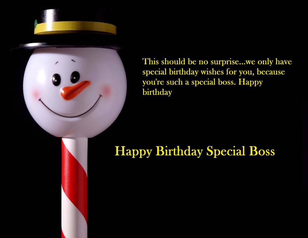 Happy Birthday Quotes Boss ~ Fabulous happy birthday wishes for boss image meme wallpaper