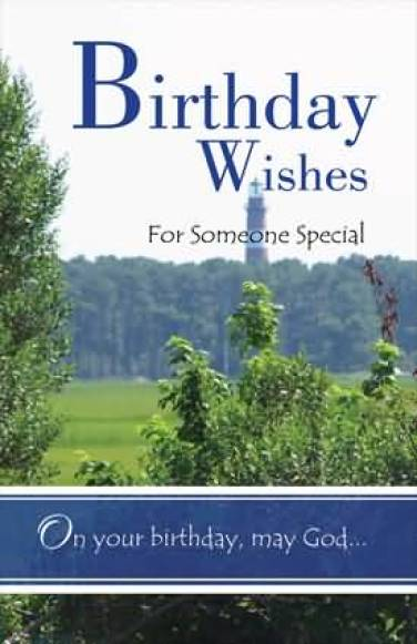 Birthday Wishes For Someone Special E-Card