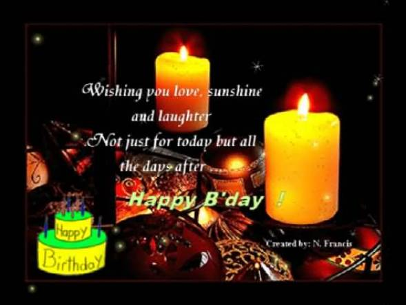 Birthday Wishes For Someone Very Special
