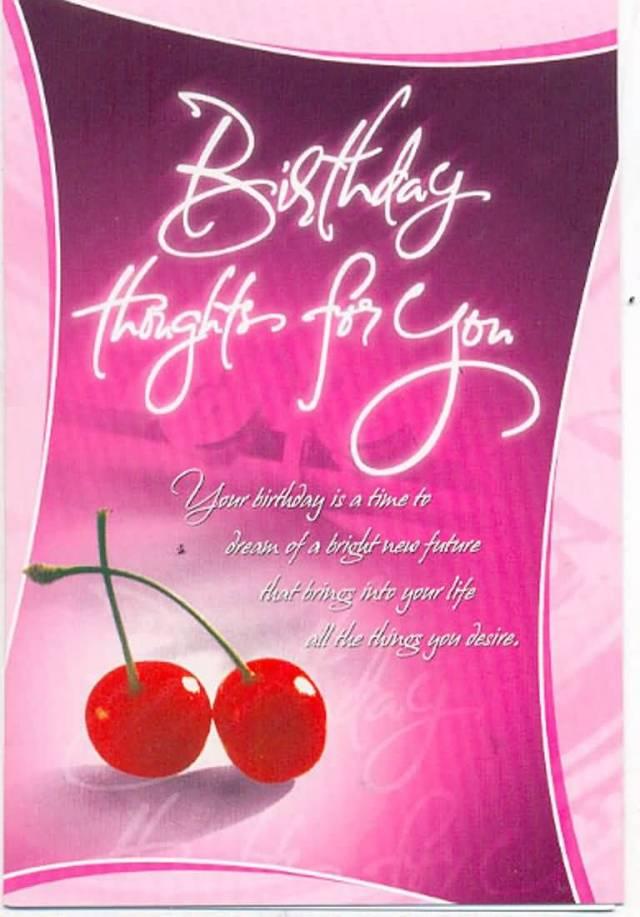 Boyfriend Happy Birthday Wishes E Card