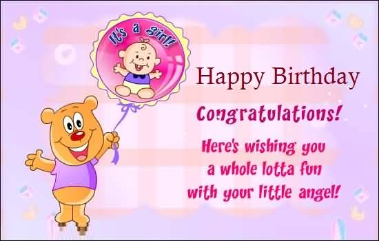 Pictures Of Cute Birthday Messages For Girls Kidskunst Info