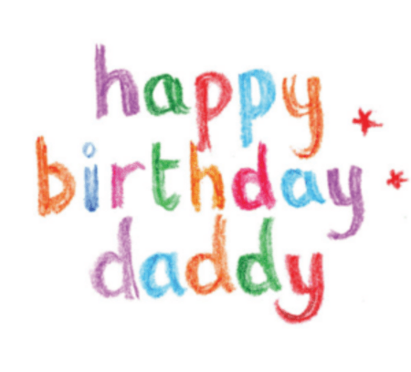 Daddy Happy Birthday Beautiful Image
