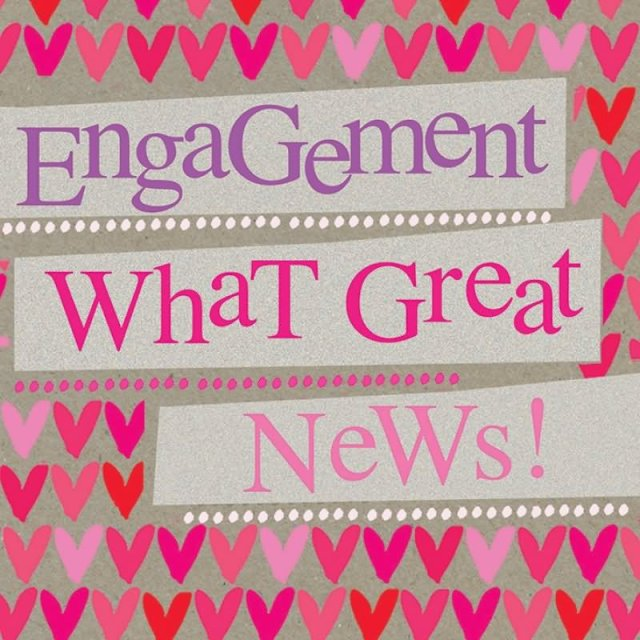 Engagement What Great News Wishes E Card