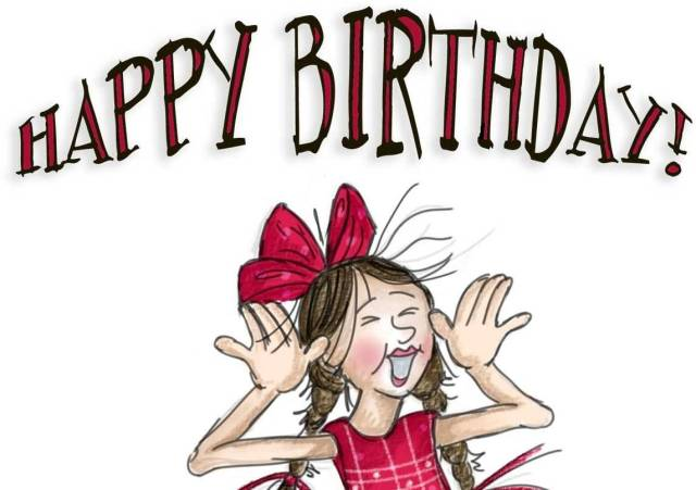 Funny Happy Birthday Greeting Card Wishes