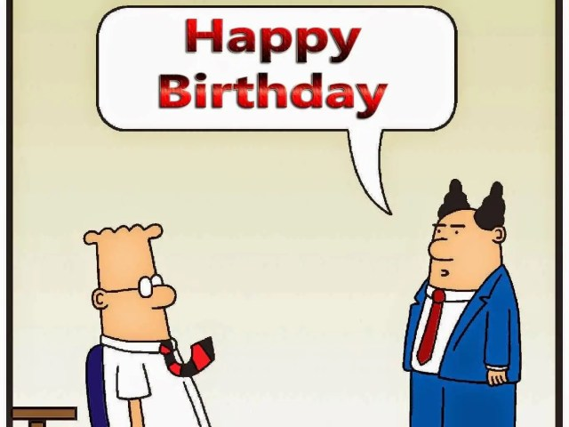 Funny Happy Birthday Wishes Image