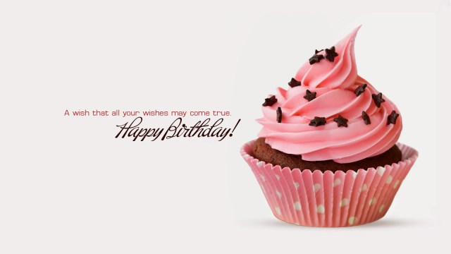 Happy Birthday A Wish That All Your Wishes May Come True Picture