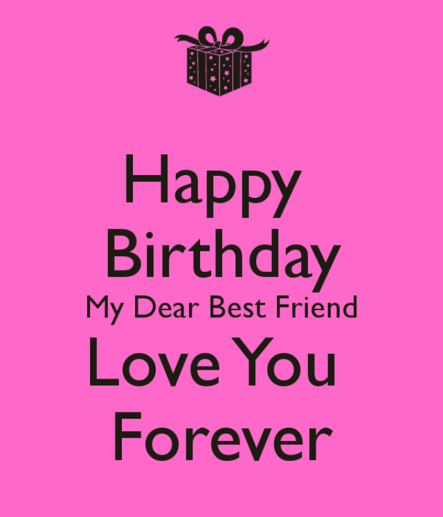 Happy Birthday Quotes For Best Friend Image