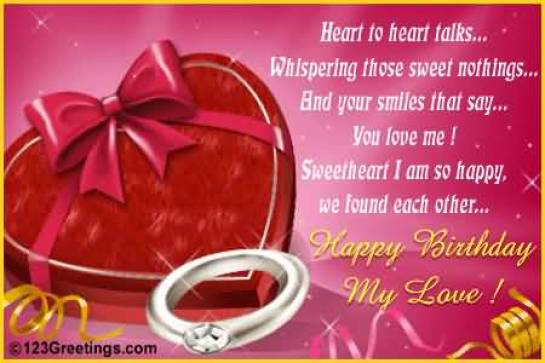 Happy Birthday Wife Birthday Wishes