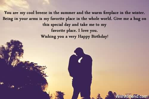 Happy Birthday Wishes For Handome Boyfriend