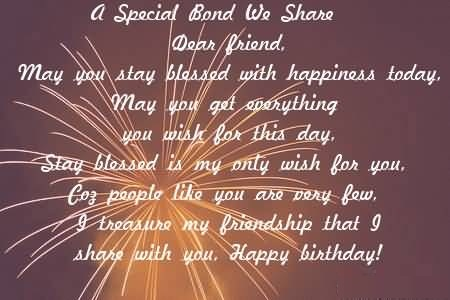 Happy Birthday Wishes Message For Someone Special
