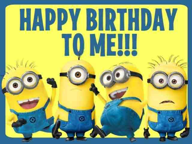 Happy Birthday Wishes Minion Image