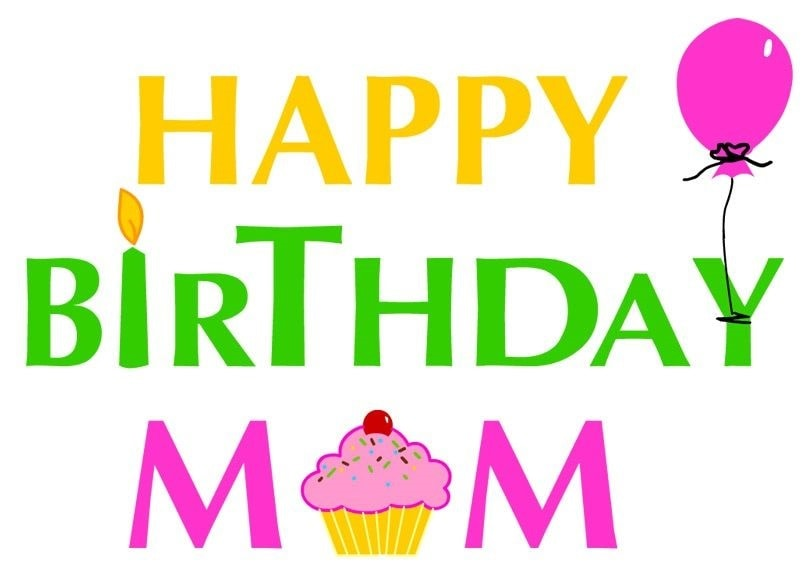 Happy Birthday World's Best Mom