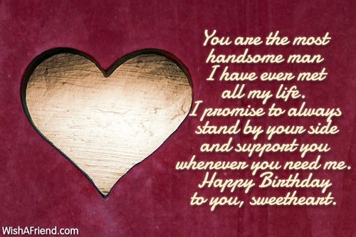 Happy Birthday You Sweetheart Quotes Picture