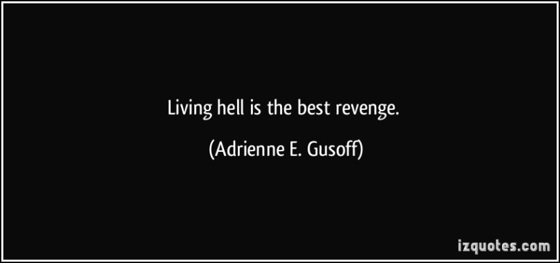 Living Hell Is The Best Adrienne E. Gusoff