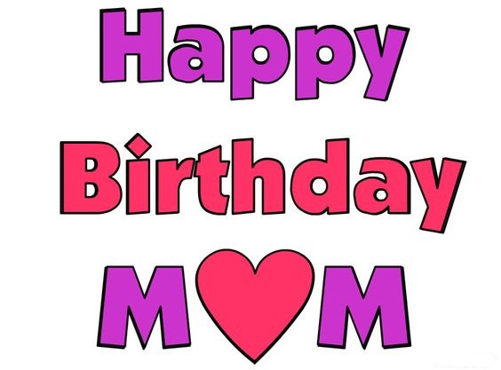 Mom Birthday Greeting E Card Image