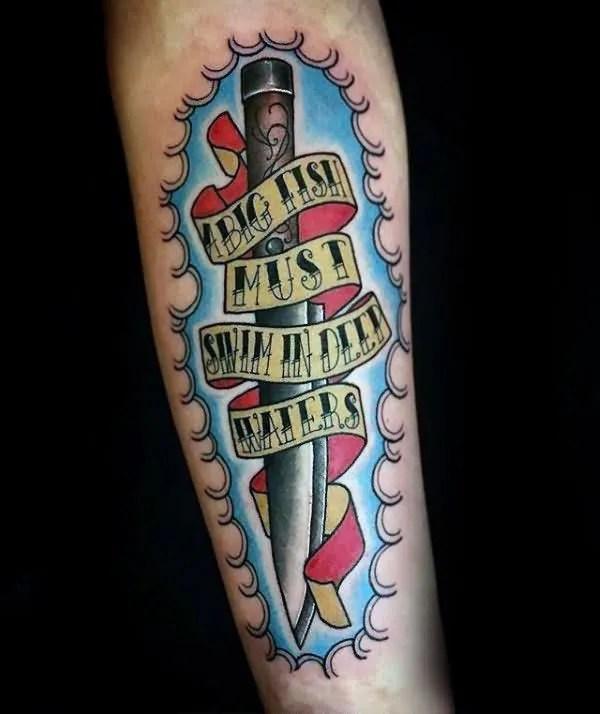 banne tattoo
