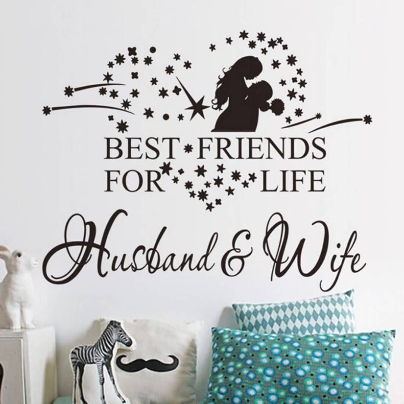 Best Friends For Life Husband And Wife