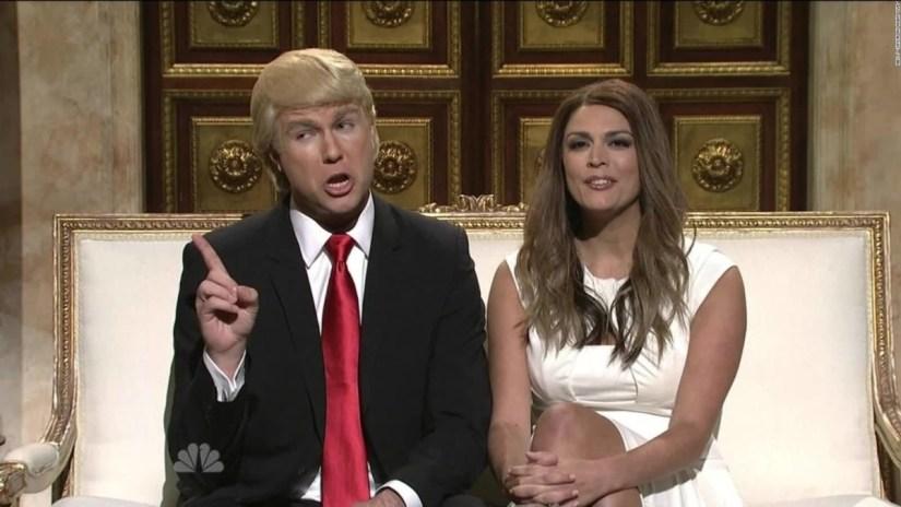 Donald Trump With Wife Melania