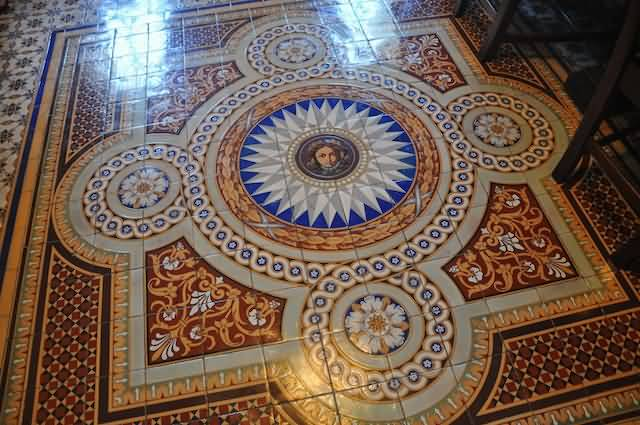Most Beautiful Floor Inside United States Capitol For Wallpaper