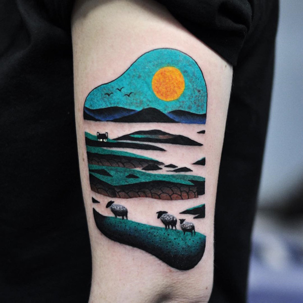 Artistic Tattoo
