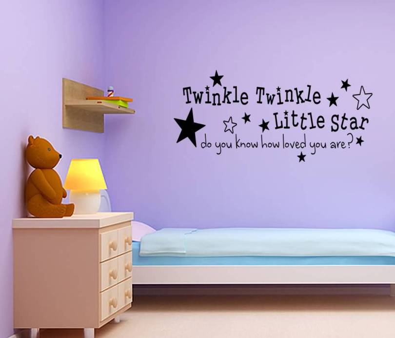 Twinkle Twinkle Little Star Do You Know How Loved You Are