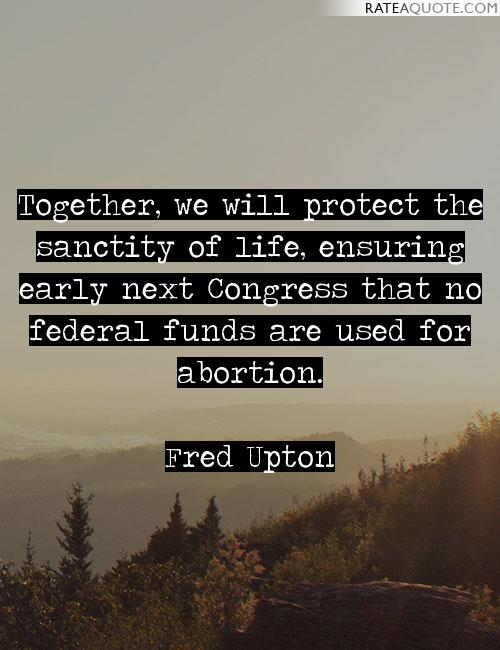 Abortion Quotes Together