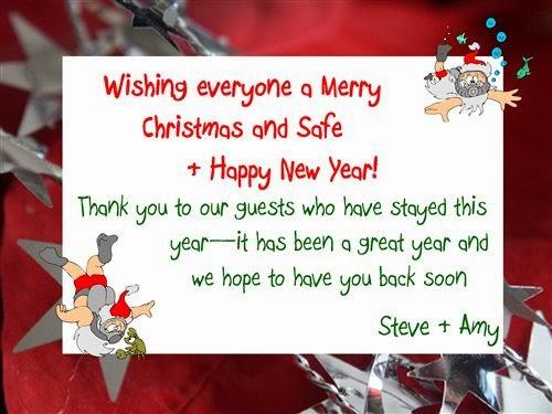 Advance Merry Christmas Greeting Image