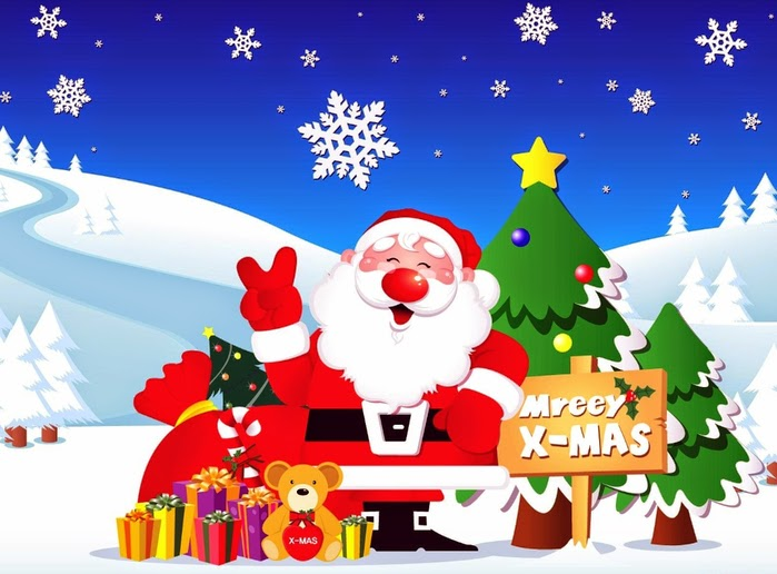 Advance Wishes For Merry Christmas Image