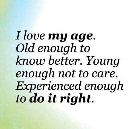 Age Quotes Sayings 03