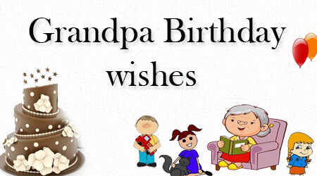 Amazing Grandpa Birthday Wishes Image