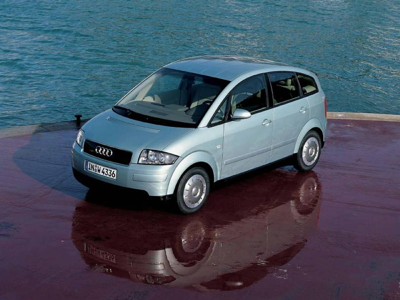 Amazing view Audi A2 Car