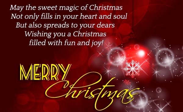 Awesome Christmas Wishes & Greetings Image