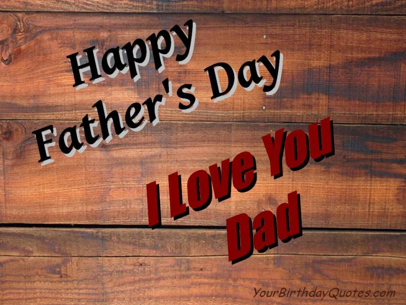 Awesome Happy Father's Day Greetings Image
